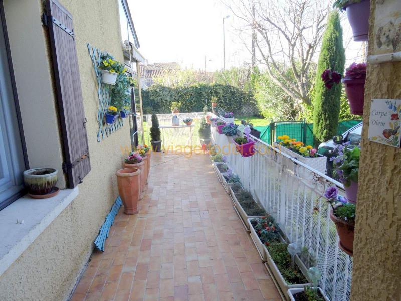 Lijfrente  huis Bédarrides 230000€ - Foto 6
