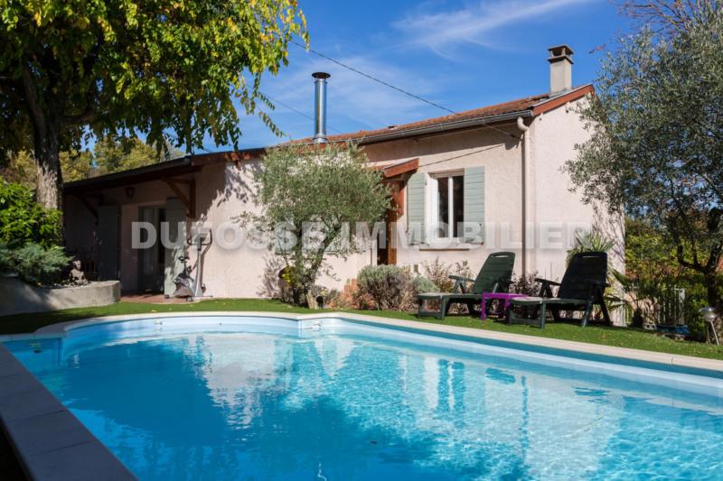 Vente maison / villa Irigny 447000€ - Photo 5