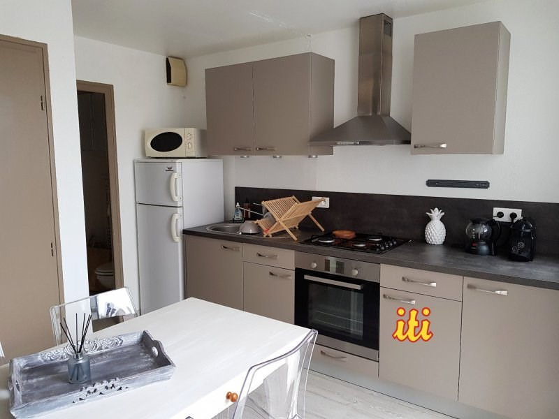Sale apartment Chateau d olonne 110 000€ - Picture 1
