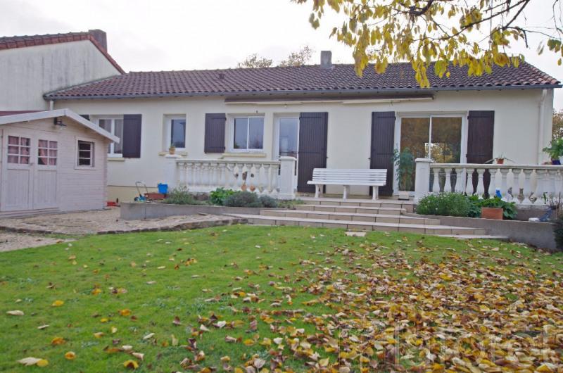 Sale house / villa Le may sur evre 191900€ - Picture 1