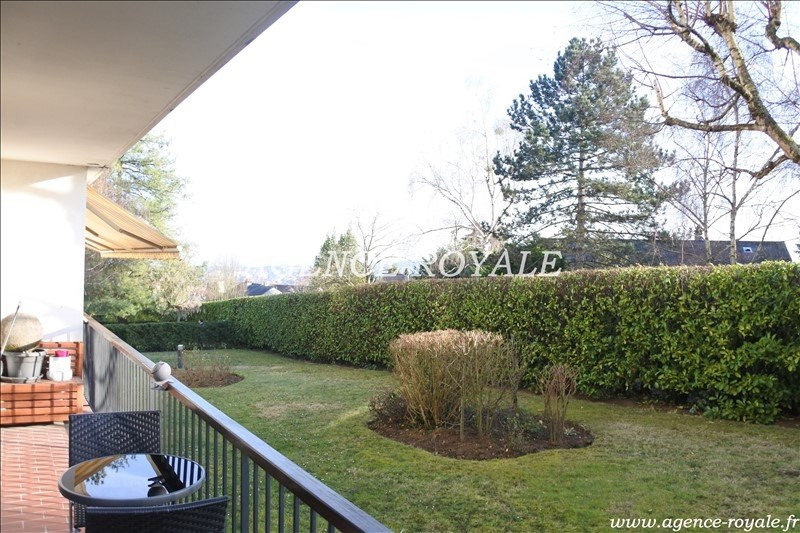 Vente appartement Chambourcy 345 000€ - Photo 1