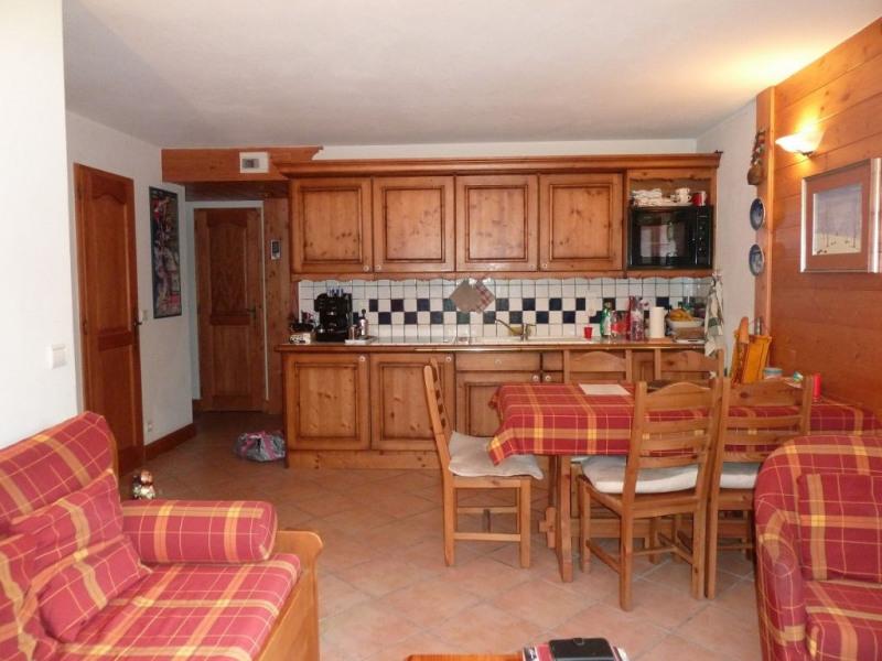 Sale apartment Les houches 320000€ - Picture 3