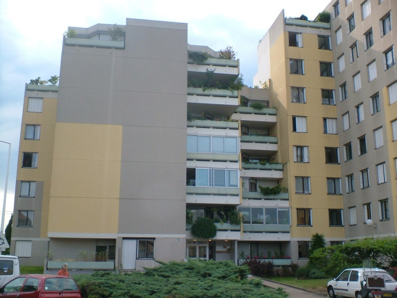 Location appartement Venissieux 442€ CC - Photo 1