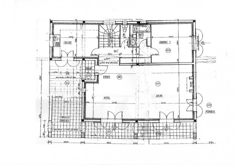 Vente maison / villa Bagnols-en-forêt 590000€ - Photo 4