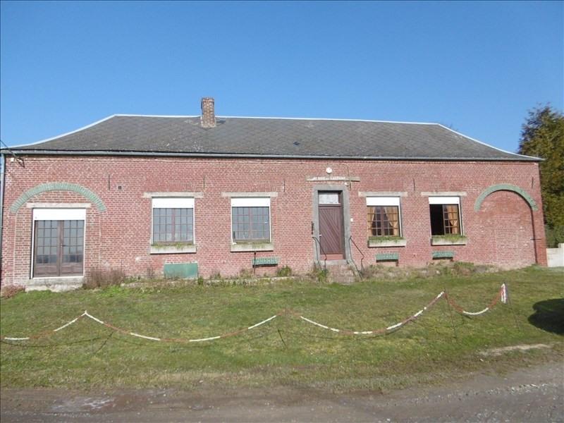 Vente maison / villa St quentin 170900€ - Photo 1