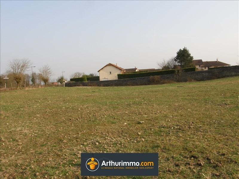 Vente terrain Morestel 122 000€ - Photo 3