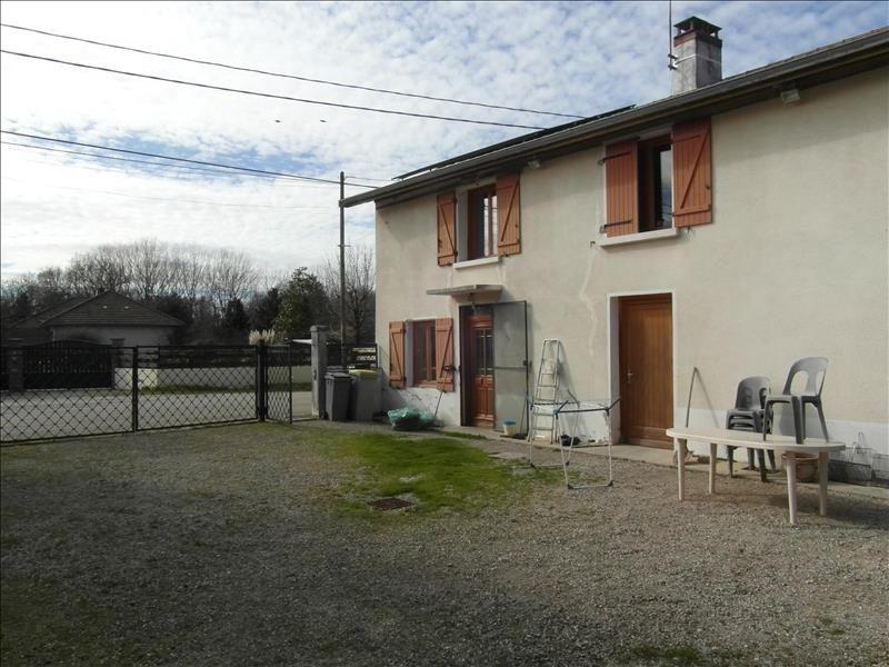 Sale house / villa Tignieu jameyzieu 200000€ - Picture 1
