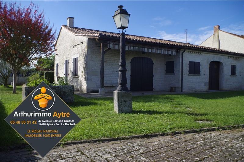 Vente maison / villa Aigrefeuille d aunis 295900€ - Photo 2