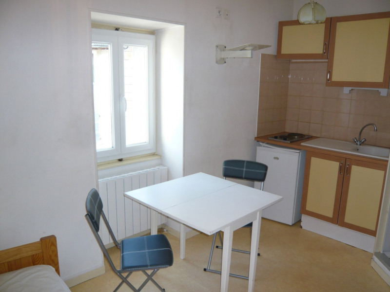 Rental apartment La balme-les-grottes 360€ CC - Picture 1