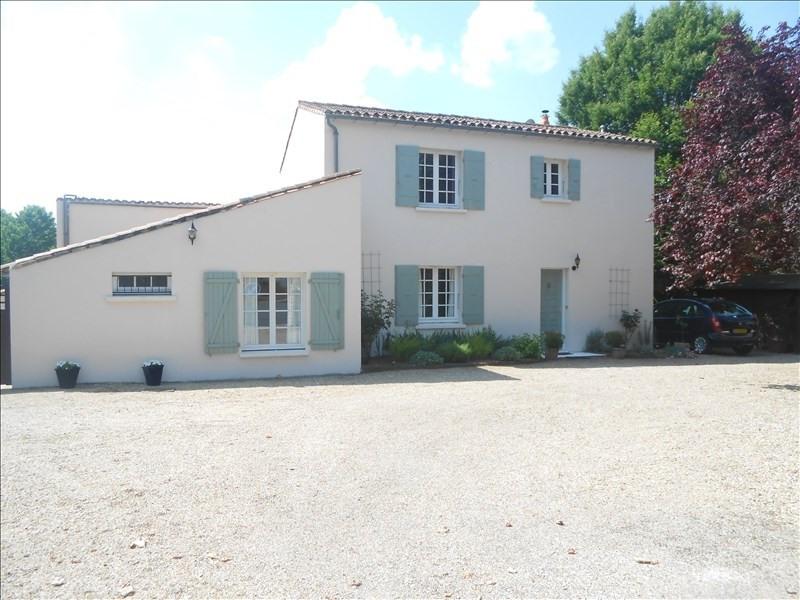 Sale house / villa Aulnay 290125€ - Picture 2