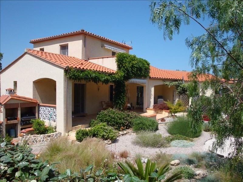 Vente maison / villa Villelongue dels monts 475000€ - Photo 1