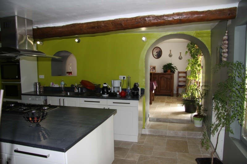 Sale house / villa Monteux 447000€ - Picture 6