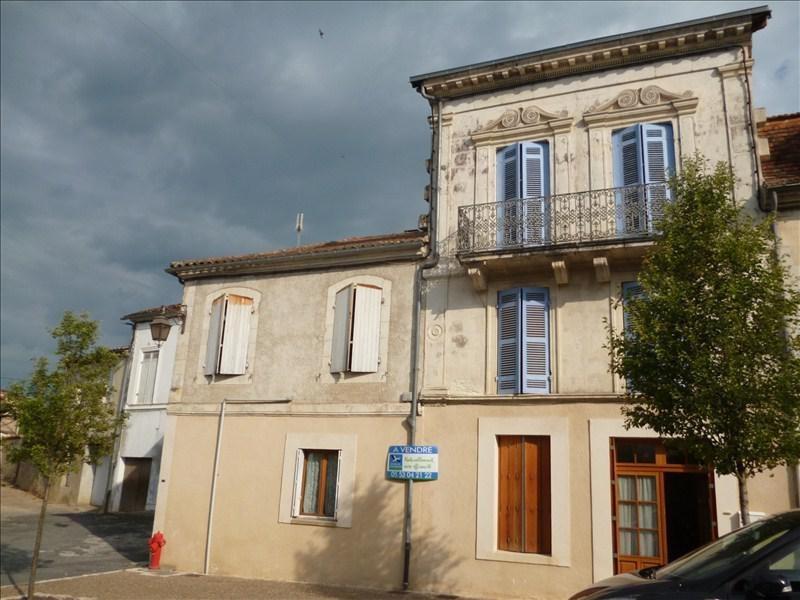 Sale house / villa Villamblard 163000€ - Picture 1