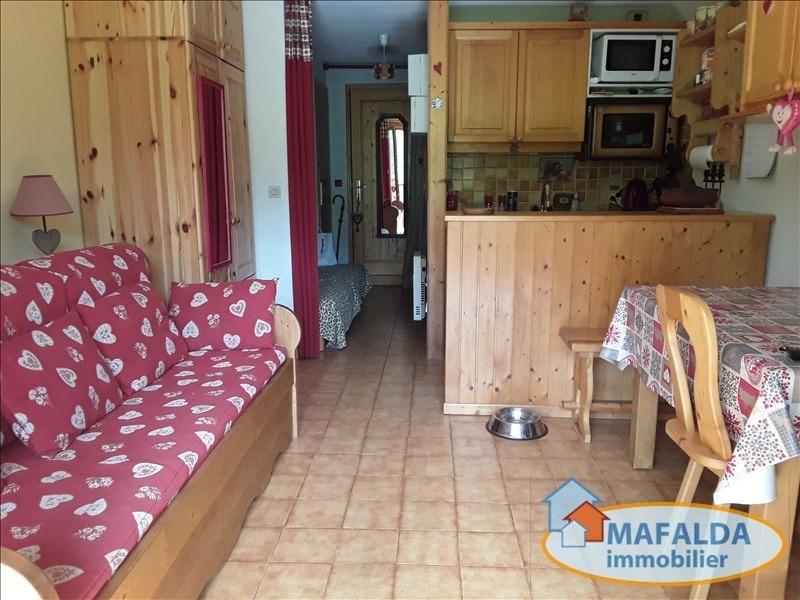 Sale apartment Saint gervais les bains 85000€ - Picture 3