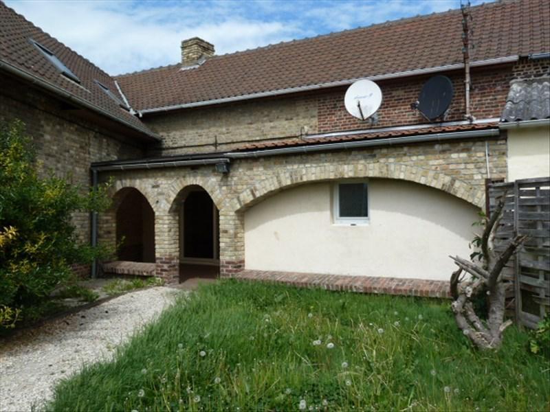 Vente maison / villa Violaines 121000€ - Photo 2