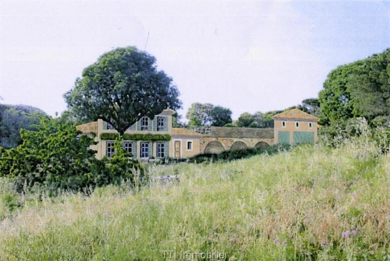Vente de prestige maison / villa Sainte maxime 3790000€ - Photo 1
