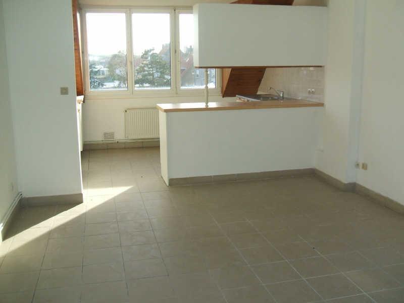 Rental apartment Outreau 532€ CC - Picture 1