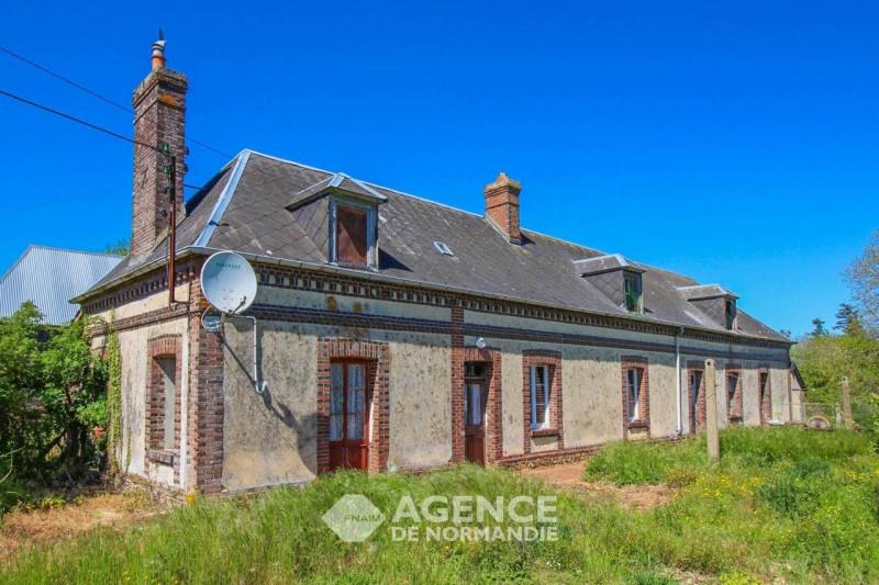 Vente maison / villa Montreuil-l'argille 69000€ - Photo 1