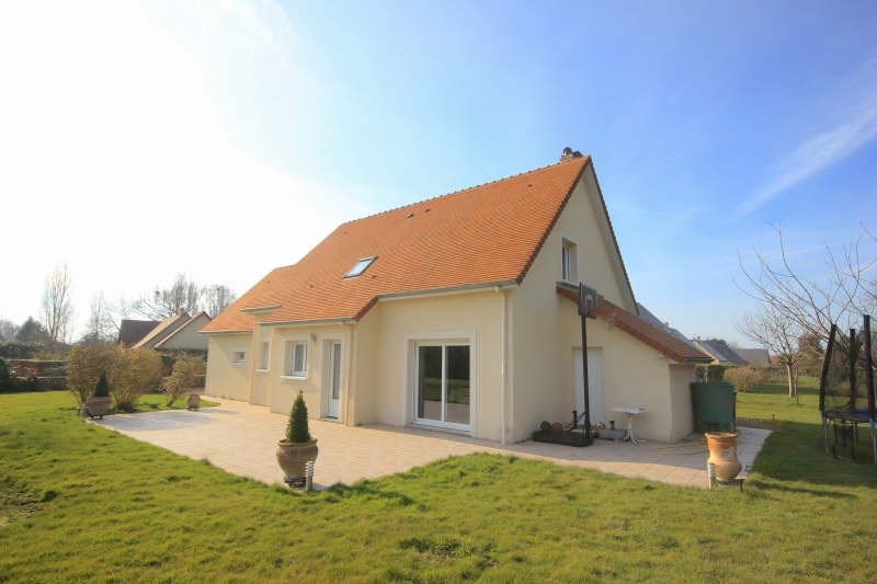 Sale house / villa Auberville 338 000€ - Picture 1