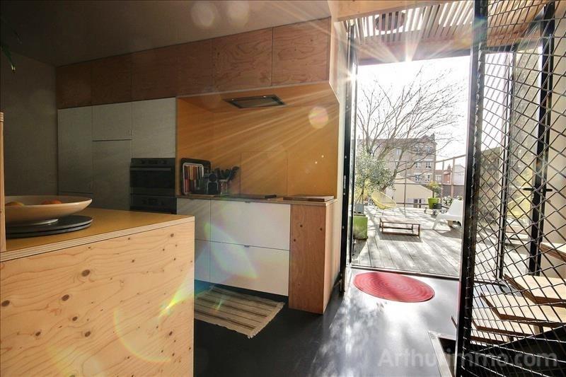 Vente de prestige loft/atelier/surface Asnieres sur seine 1375000€ - Photo 8