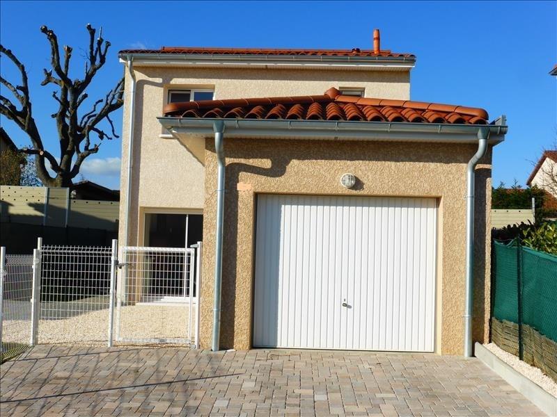 Vente maison / villa Villars les dombes 252000€ - Photo 3