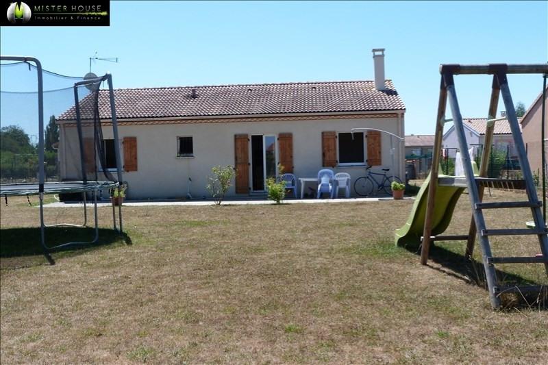 Vendita casa Lacourt saint pierre 170000€ - Fotografia 6