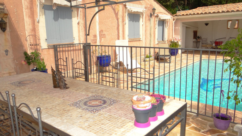 Vacation rental house / villa Cavalaire sur mer 3 000€ - Picture 6