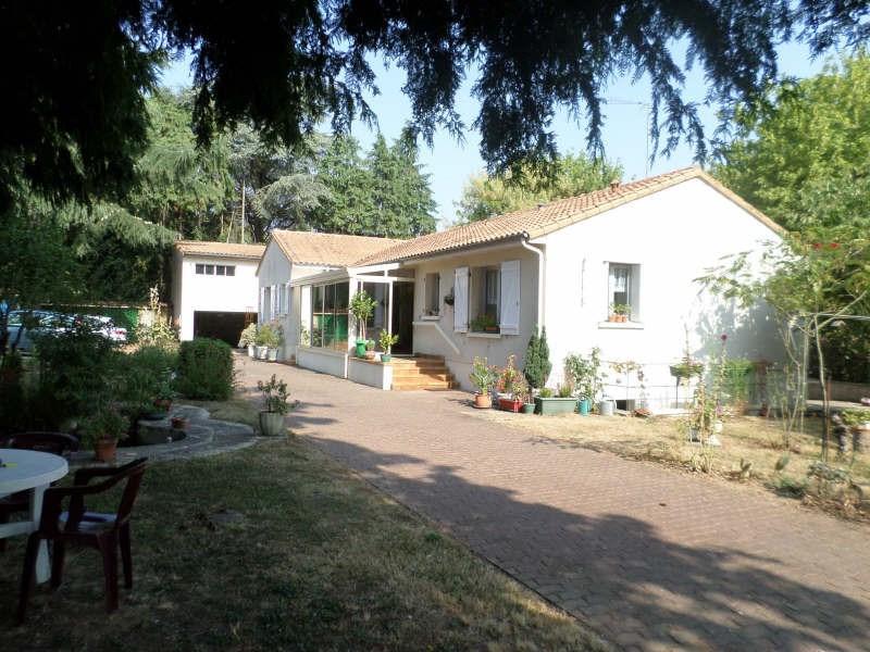 Vente maison / villa Lussac les chateaux 230000€ - Photo 3