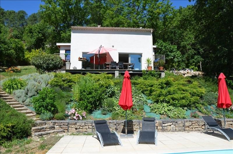 Vente maison / villa Vallon pont d arc 420000€ - Photo 6