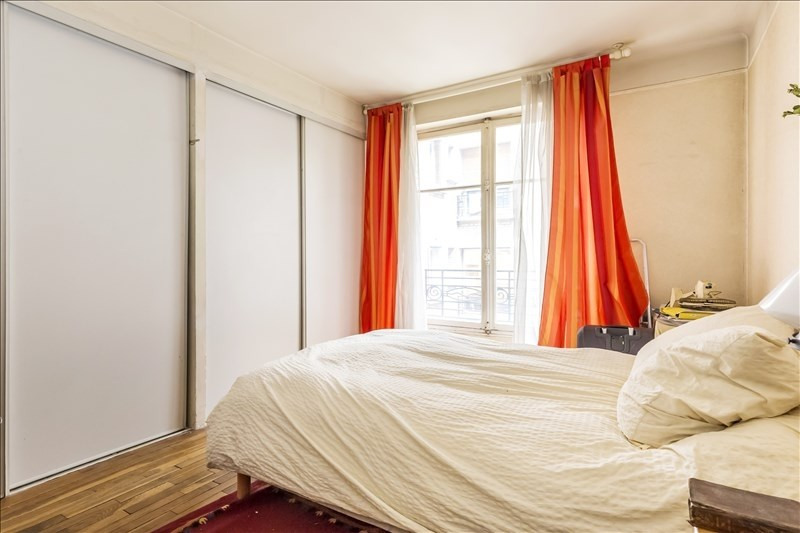 Verkoop  appartement Paris 15ème 388800€ - Foto 7