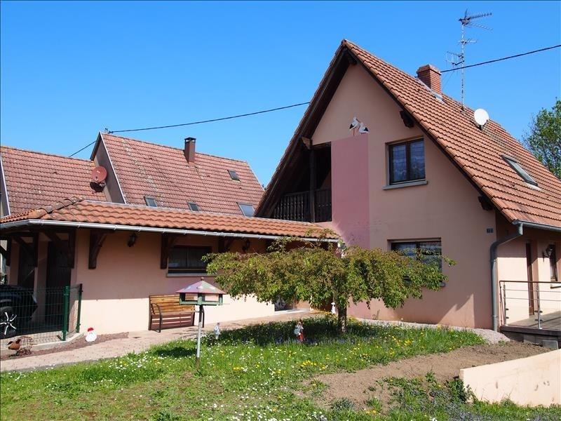 Sale house / villa Eckwersheim 340000€ - Picture 2