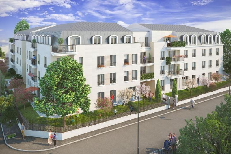 Jardin des oiseaux programme immobilier neuf rueil for Programme jardin