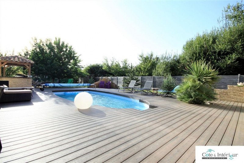 Vente maison / villa Chateau d olonne 460 000€ - Photo 8