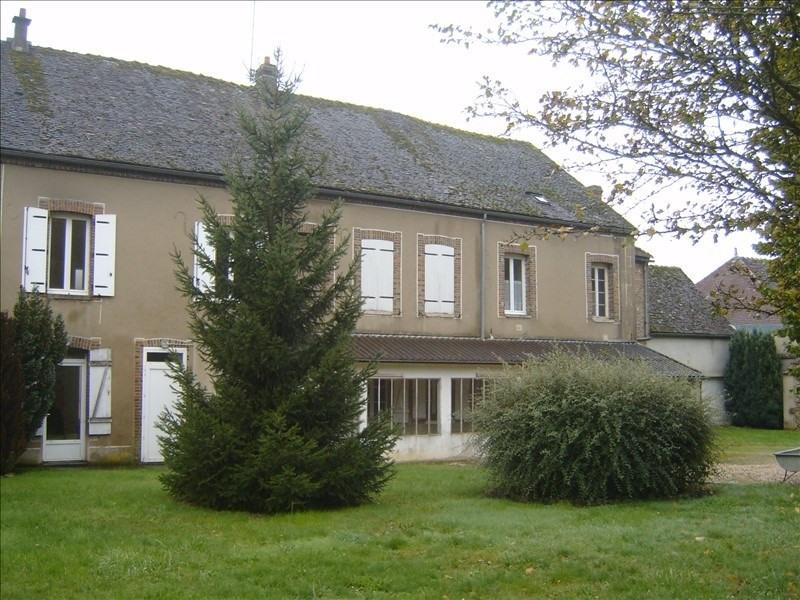 Sale building Courtenay 212500€ - Picture 1