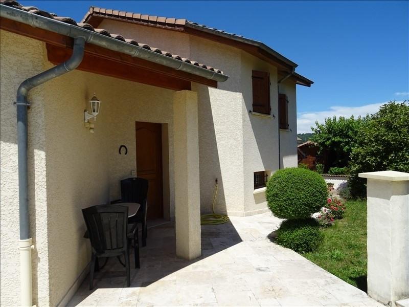 Vente maison / villa St georges d esperanche 298000€ - Photo 3