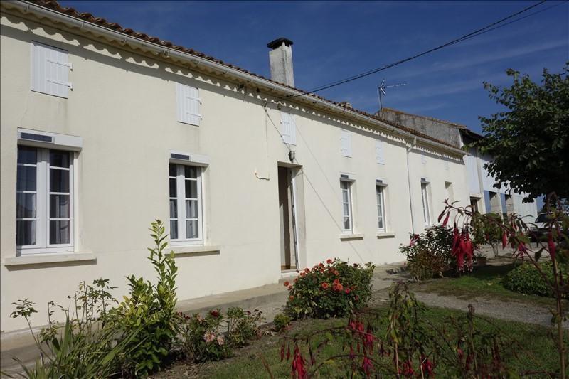 Sale house / villa St ciers sur gironde 139100€ - Picture 1