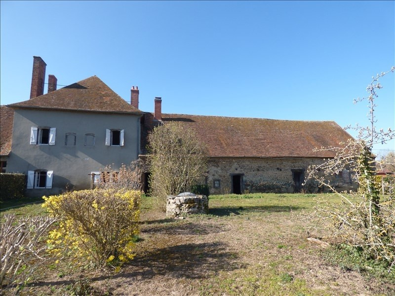 Vente maison / villa Montmarault 78000€ - Photo 8