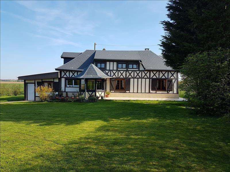 Sale house / villa Lyons la foret 219320€ - Picture 2