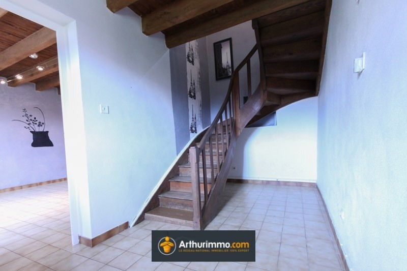 Vente maison / villa Morestel 145000€ - Photo 2