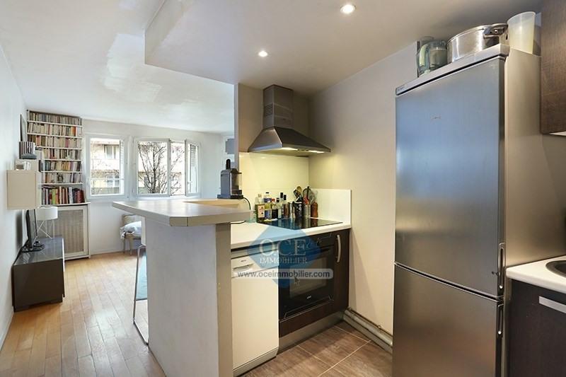 Vente appartement Paris 10ème 520000€ - Photo 2