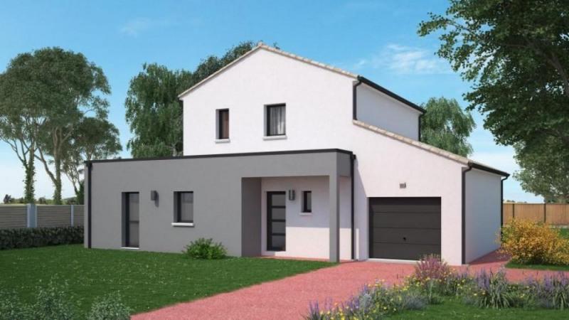 Maison  5 pièces + Terrain 596 m² Haute-Goulaine par MORTIER CONSTRUCTION