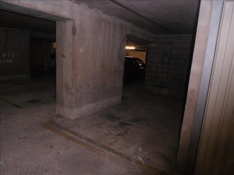 Vente parking Arcueil 11500€ - Photo 2