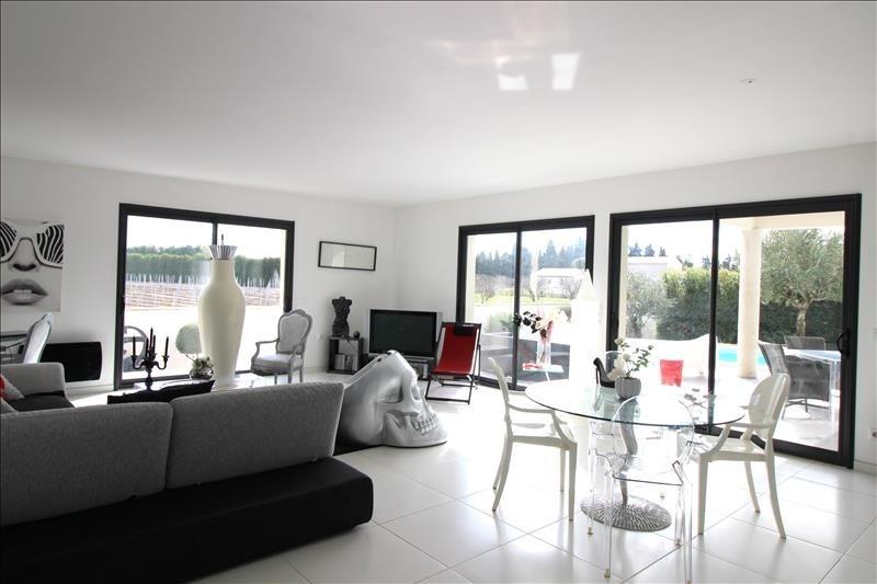Vente de prestige maison / villa L isle sur la sorgue 490000€ - Photo 4