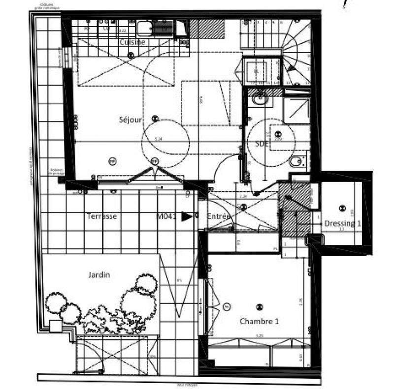 Vente de prestige maison / villa Paris 13ème 1199000€ - Photo 6