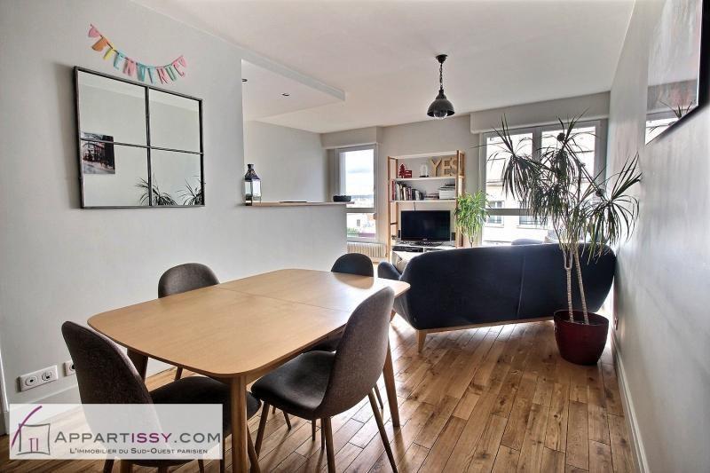 Sale apartment Issy les moulineaux 489000€ - Picture 2
