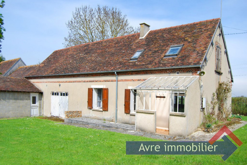Sale house / villa Verneuil d'avre et d'iton 96000€ - Picture 1