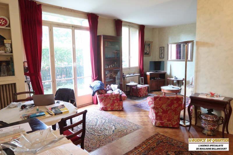 Vente appartement Boulogne billancourt 550000€ - Photo 1