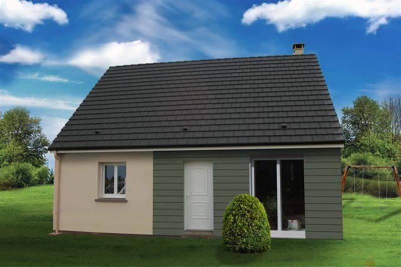 Maison  4 pièces + Terrain 1300 m² Berville (76560) par EXTRACO CREATION