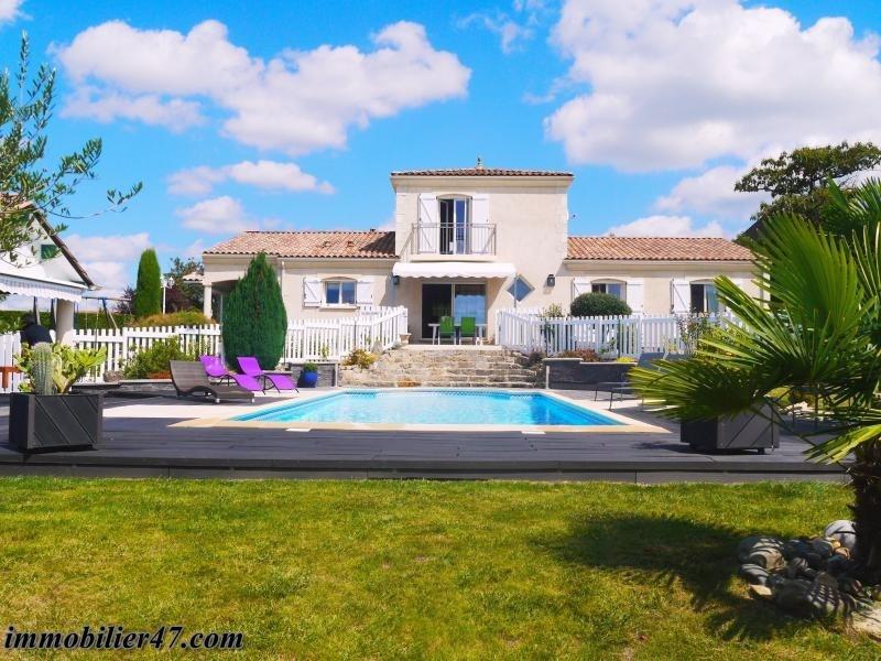 Vente de prestige maison / villa Colayrac st cirq 395000€ - Photo 2
