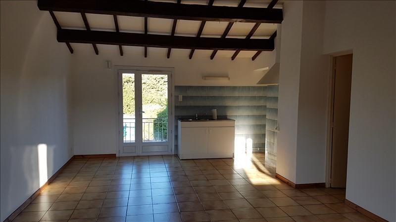 Rental apartment Cornillon confoux 525€ CC - Picture 2